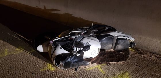 Crown Point motorcyclist dies in crash on I-80/94 | Lake County News