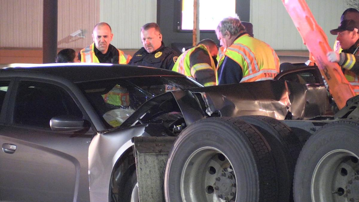 Police: Alcohol may be to blame in Schererville crash where driver rear-ended semitractor
