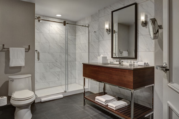 The French Connection Le Meridien 39 S New Indianapolis Hotel Offers Intimate Luxury And Comfort