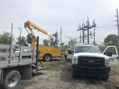 NIPSCO employee electrocuted while working in Gary field