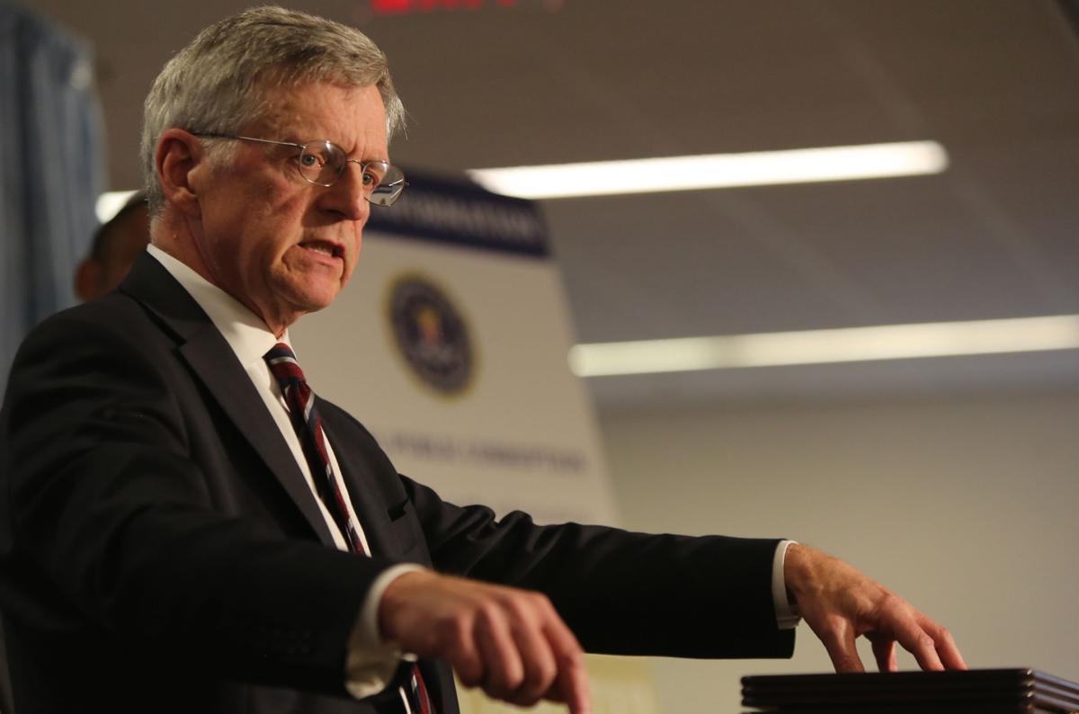 U.S. Attorney David Capp