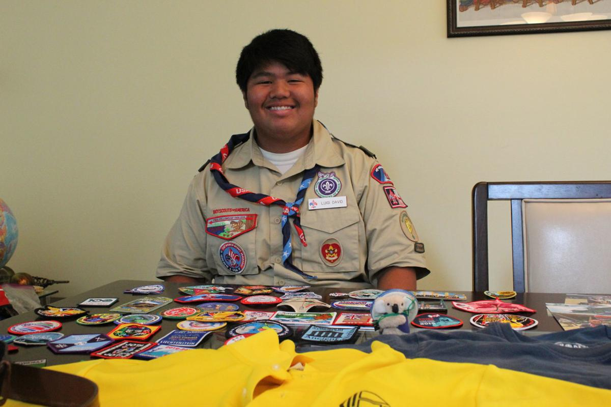 Munster teen represents U.S. at world scouting event