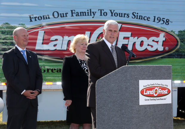 Land O' Frost breaks ground on new corporate headquaarters