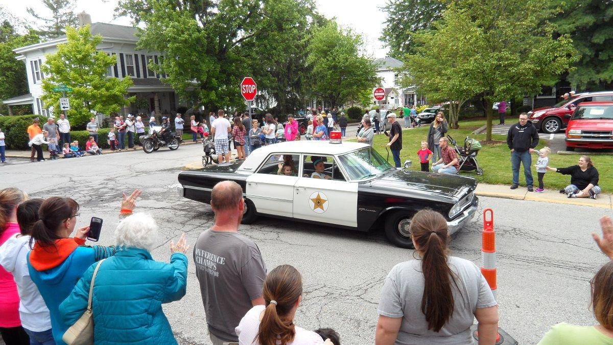 Danville, Indiana, to host fifth annual Mayberry in the