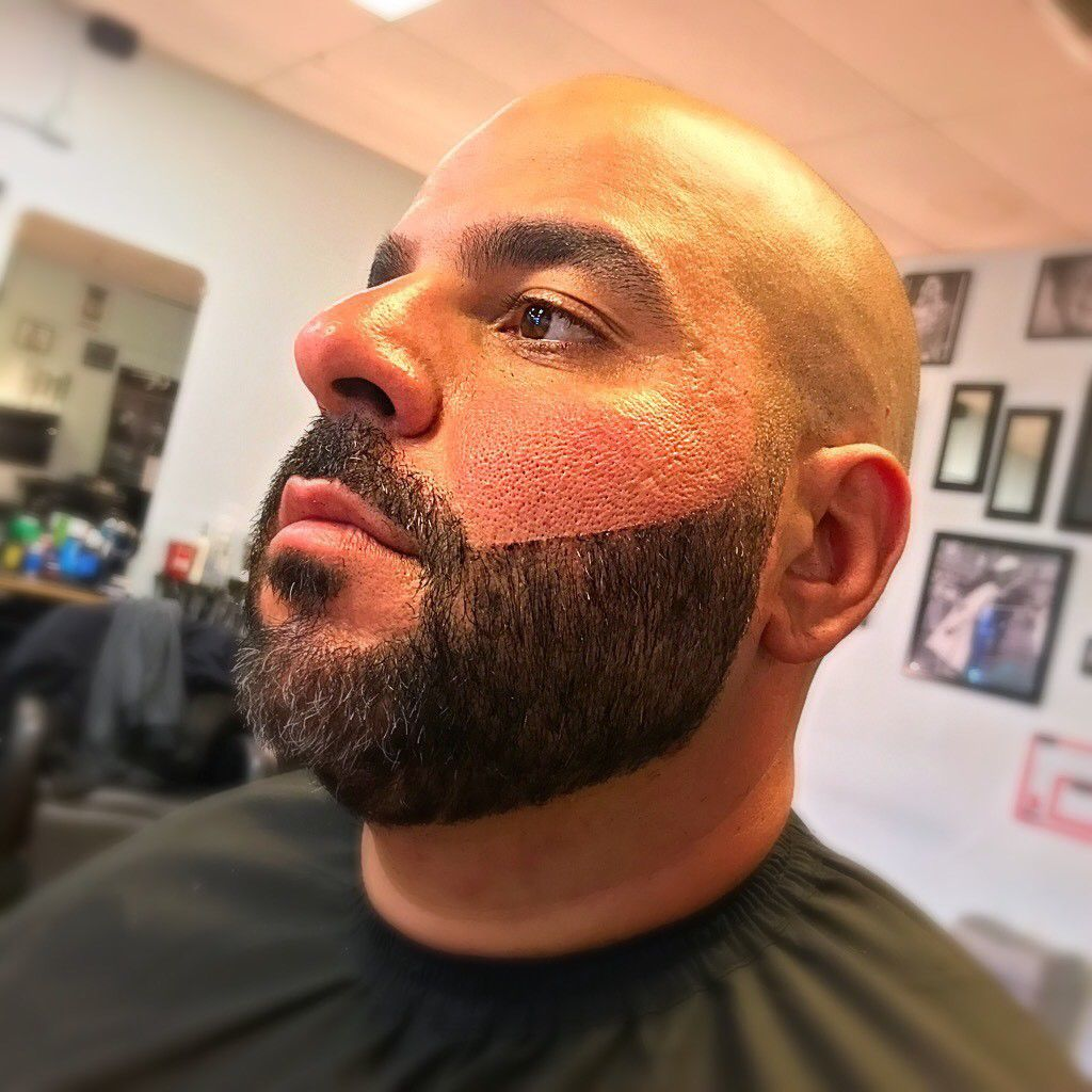 Matt White Of Sus N B Has Been Growing And Grooming His Beard For 30 Years Line Oils Is Taking Off Oil