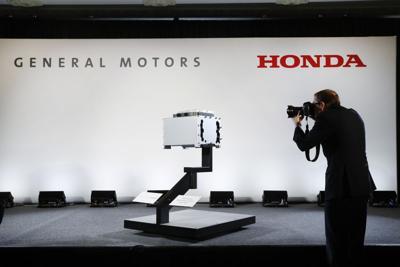 General Motors Honda