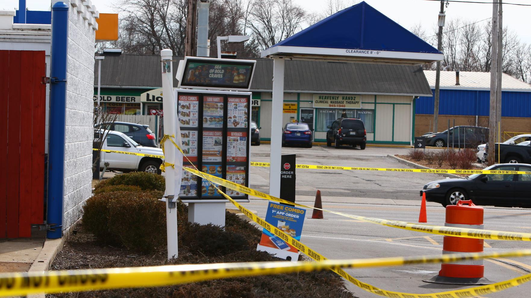 Police still investigating the suspected 'one pot' meth lab found at White Castle in Hobart