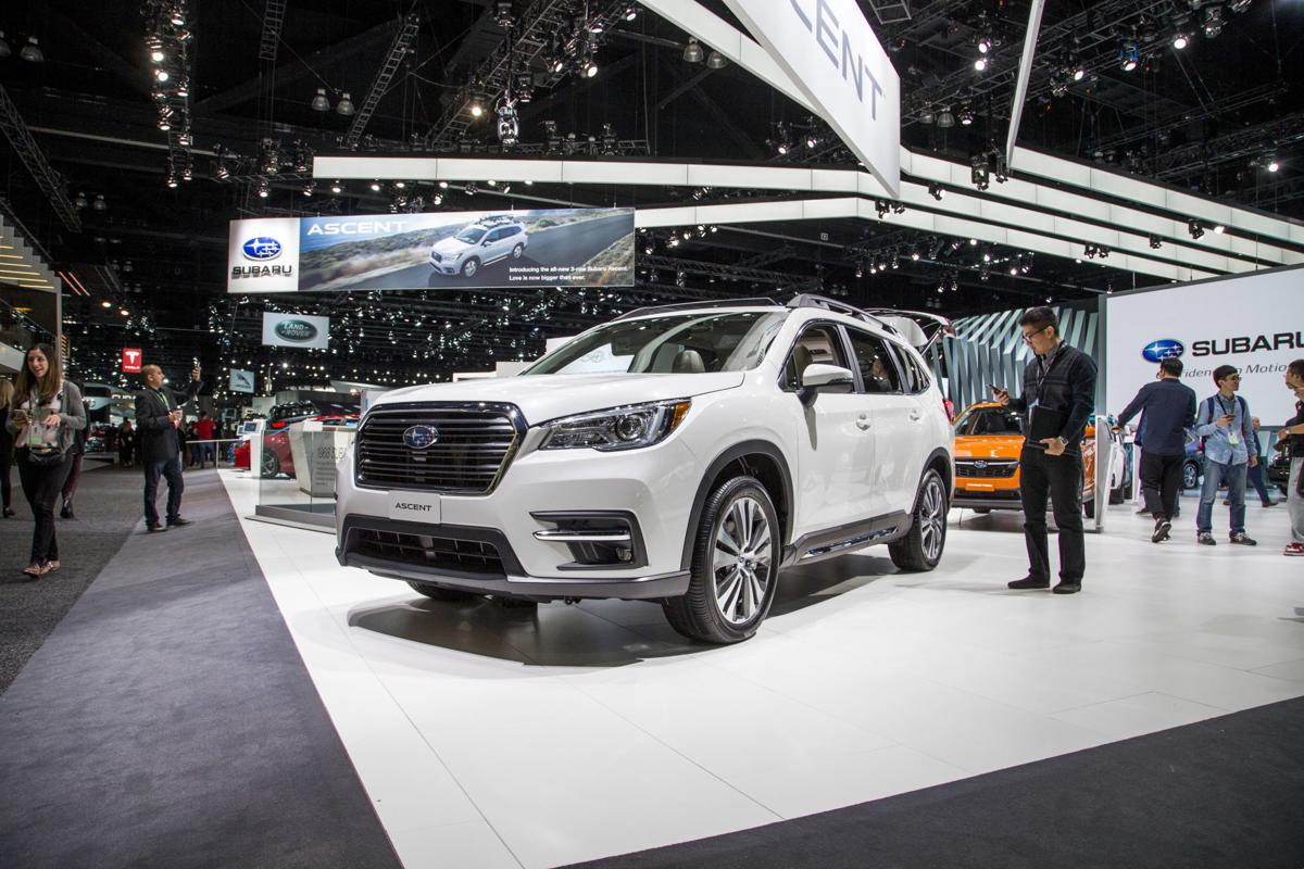 Behind the Wheel-How to Shop at Auto Shows