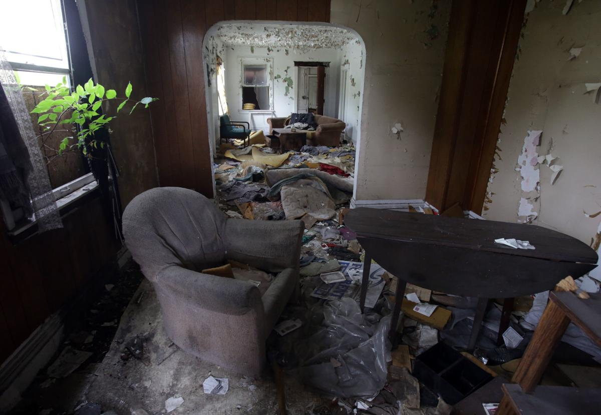 Abandoned houses in Gary still standing where six women were found dead last fall
