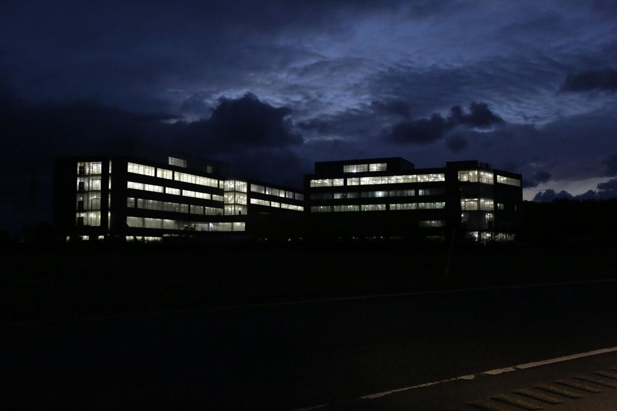 New hospital taking shape