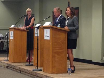 Lt. Gov. nominees debate future of Hoosier agriculture