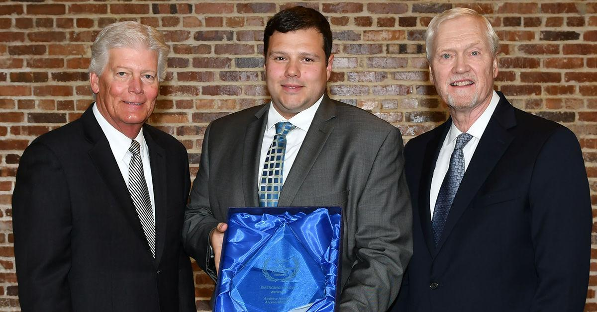 ArcelorMittal Indiana Harbor operating process manager wins emerging leader award