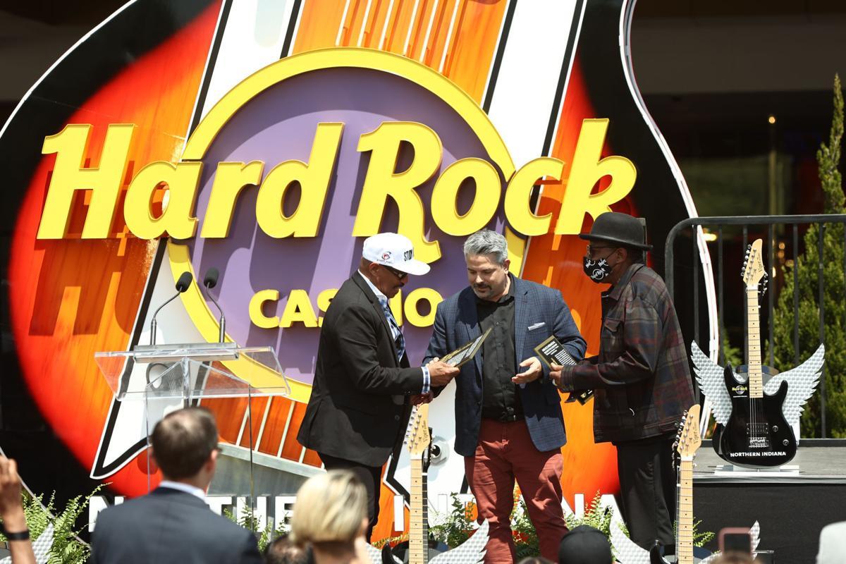 Hard Rock Casino opens