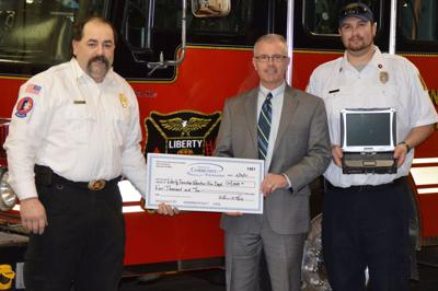 Liberty Township Volunteer Fire Department purchases