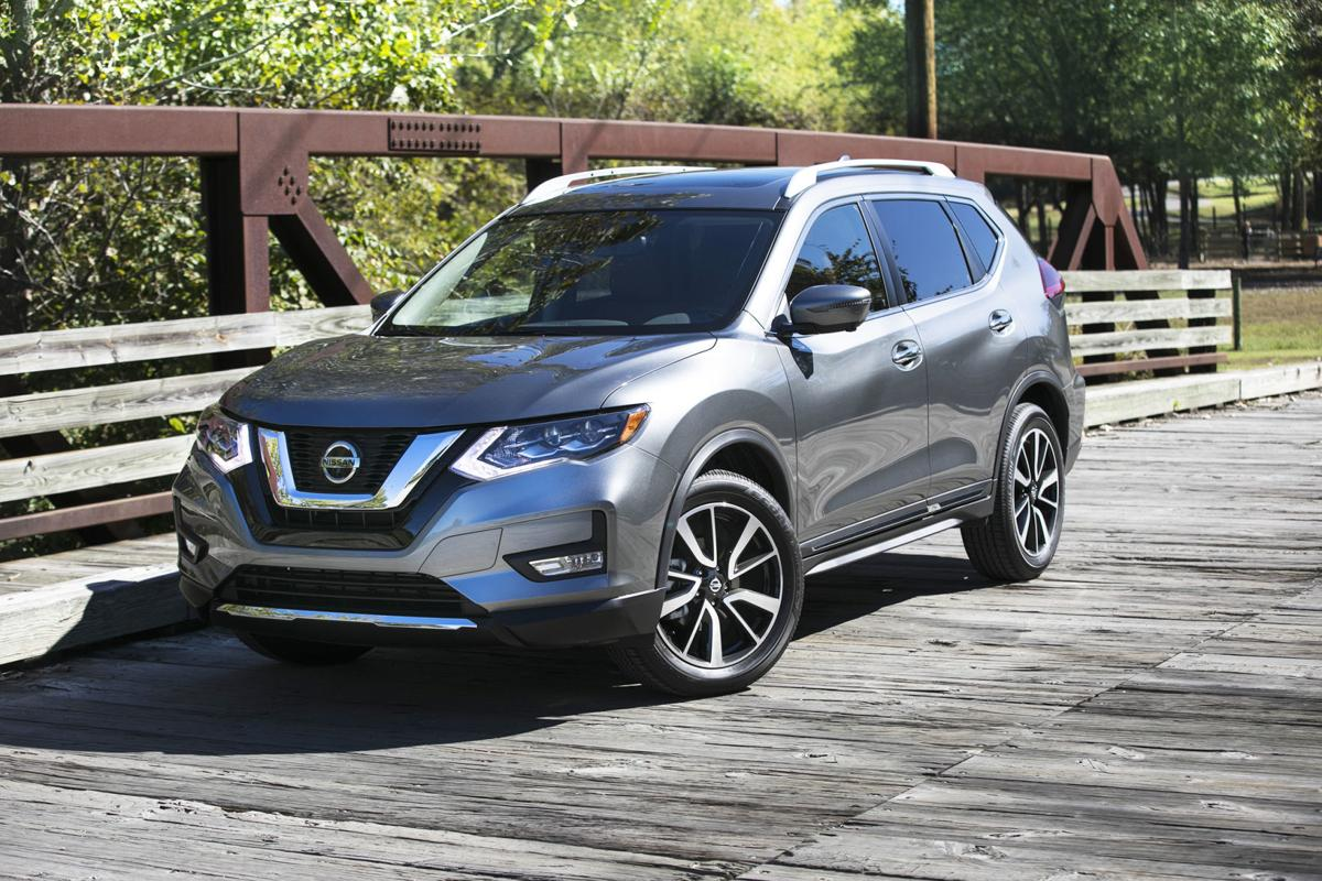 Nissan sales leader is Rogue crossover | Cars | nwitimes.com