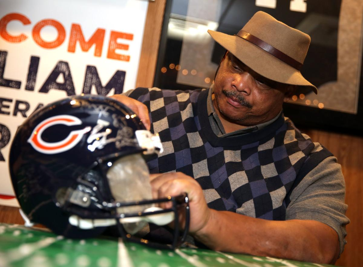 William 'The Refrigerator' Perry to sign autographs at Bridge's Scoreboard