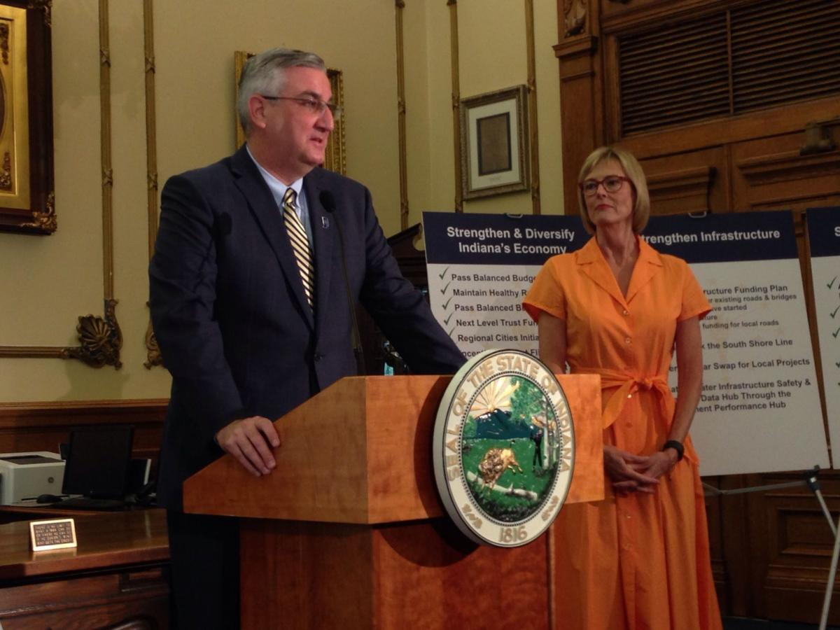 Holcomb will sign funding for South Shore double-tracking