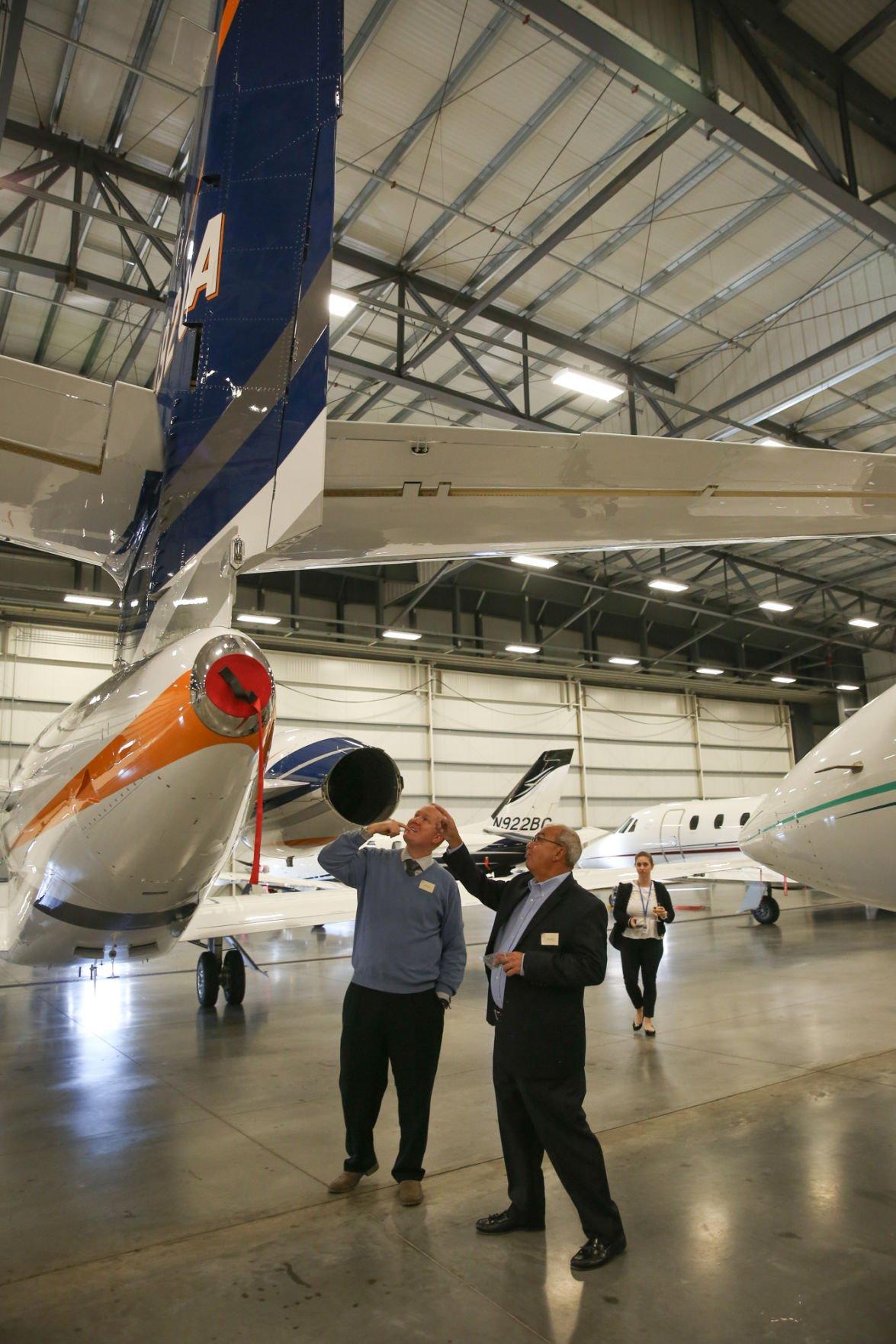 Gary Jet Center opens its new terminal