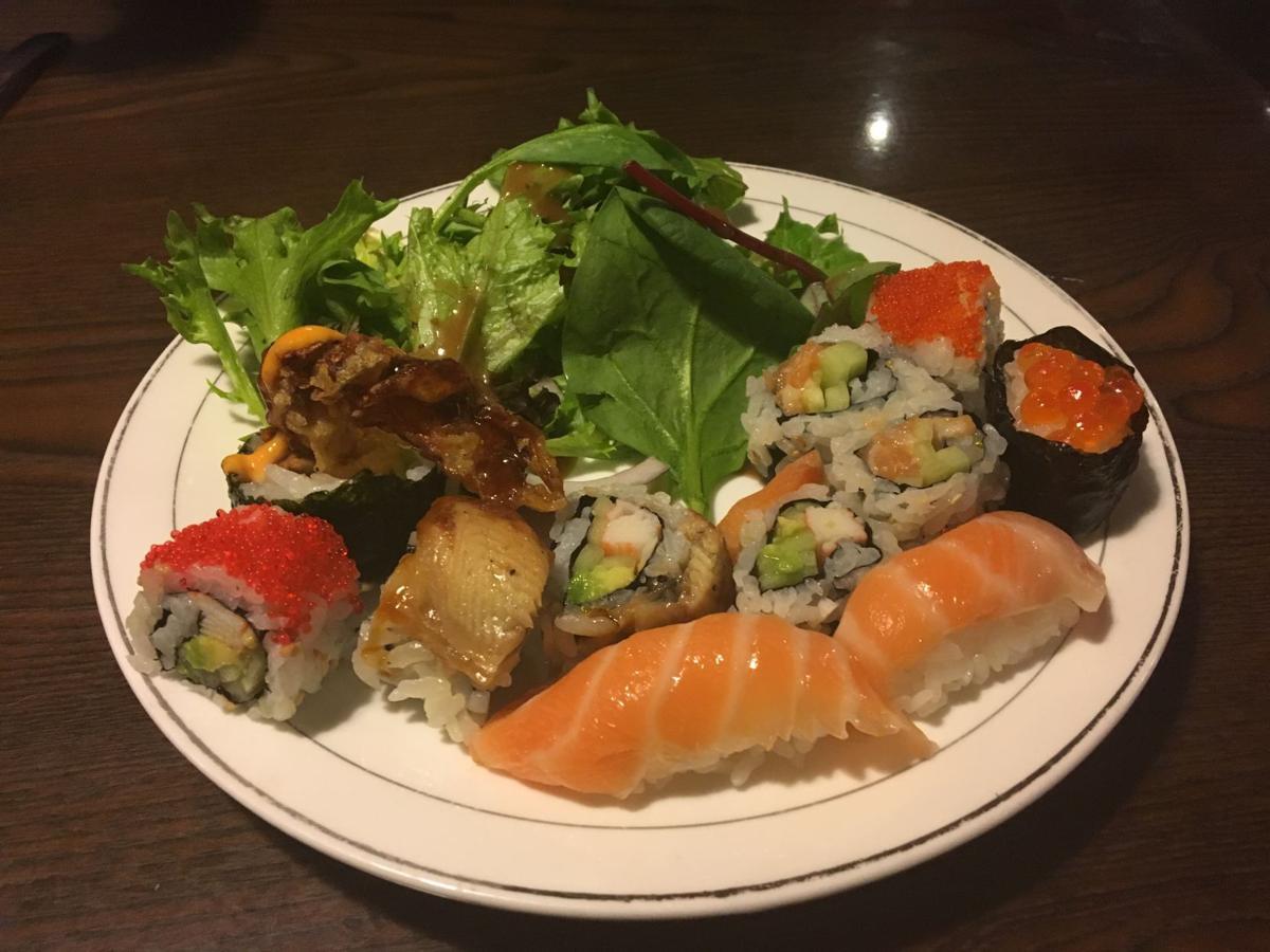 TASTE TEST:  BC Osaka rolls out unlimited sushi