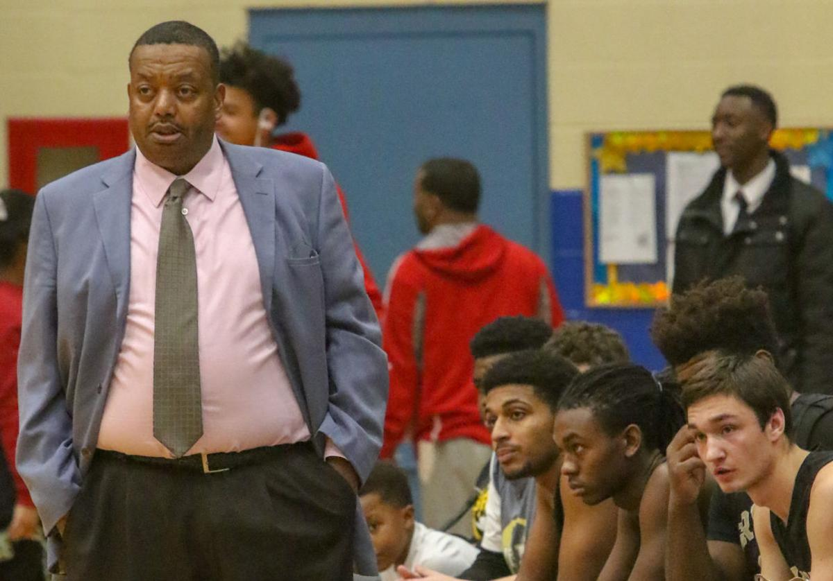 Griffith's Grayling Gordon happy IHSAA supports his school's sportsmanship drive