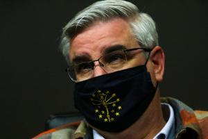Indiana governor quarantining following COVID-19 exposure