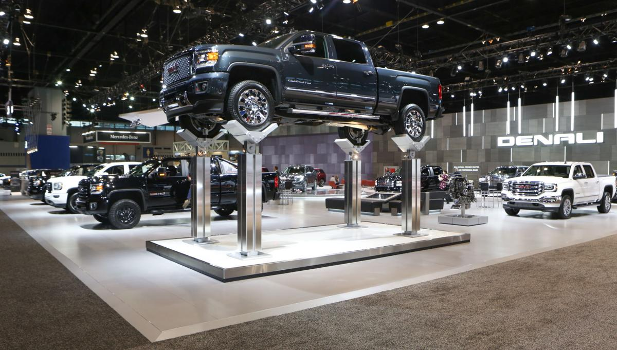 Crazy rides in store at 2017 chicago auto show business nwitimes com