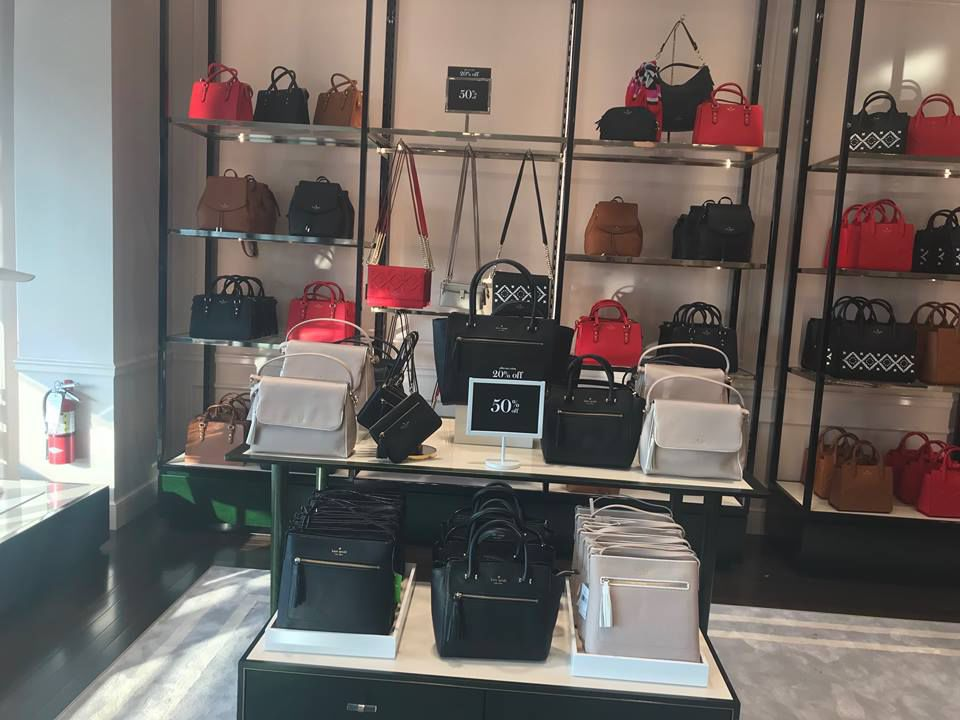 NWI Business Ins and Outs: Kate Spade opens in Michigan City, The Cave and River Oaks Theaters razed