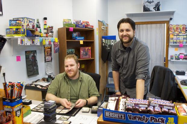 SMALL-BUSINESS SPOTLIGHT: Mythic Monster Gaming, Highland