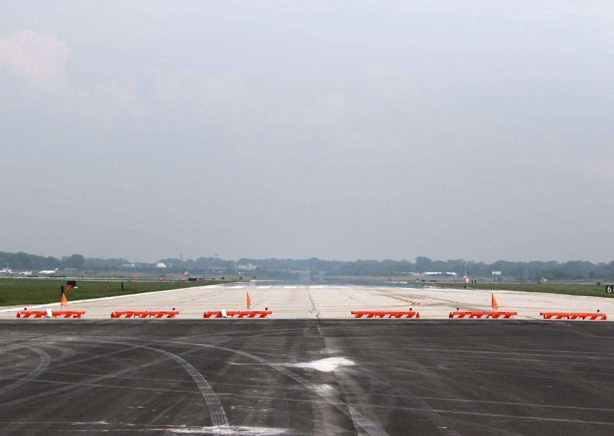 Gary/Chicago International Airport expansion