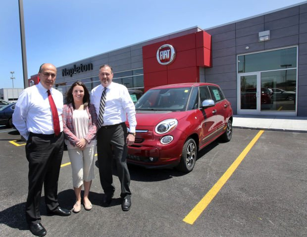 Napleton Automotive Group adds Fiat dealership | Northwest Indiana
