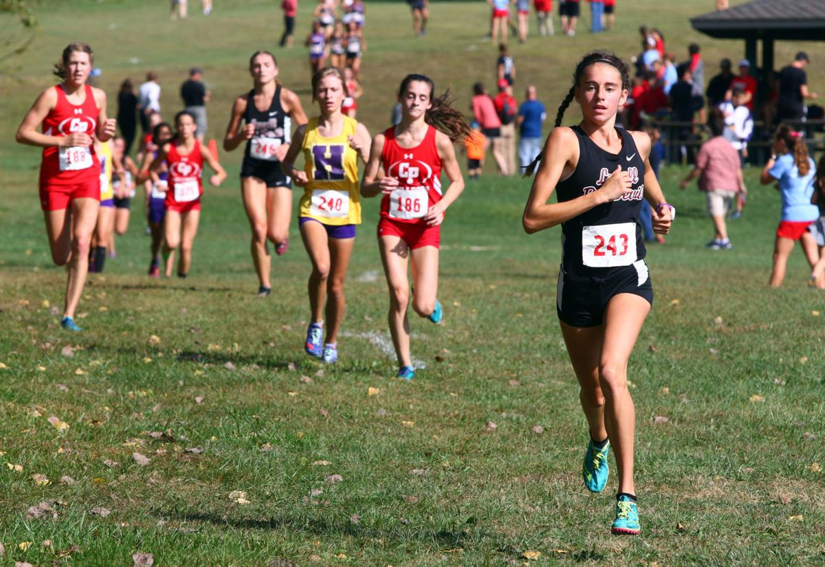 Crown Point Cross Country Sectional