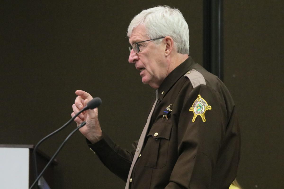 Porter County Sheriff David Reynolds