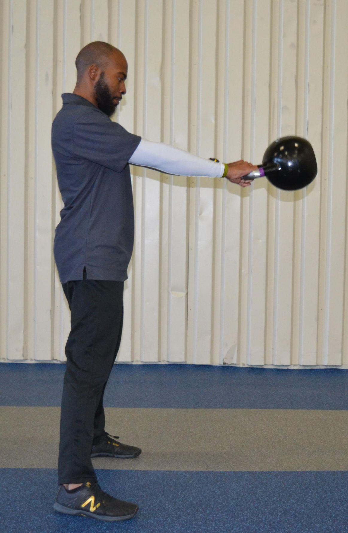 Hardstyle Kettlebell Swing