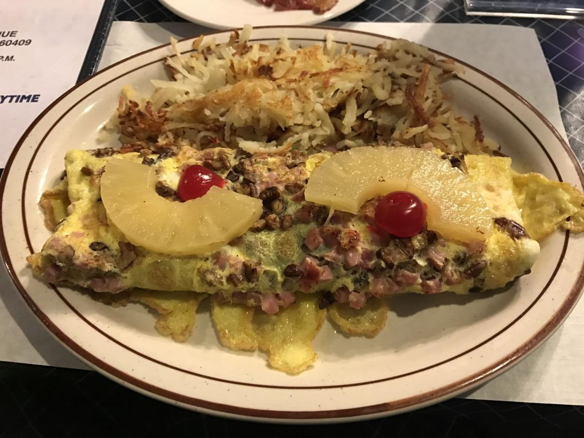 TASTE TEST: Aunt Sally's will cook you up a Hawaiian Omelette