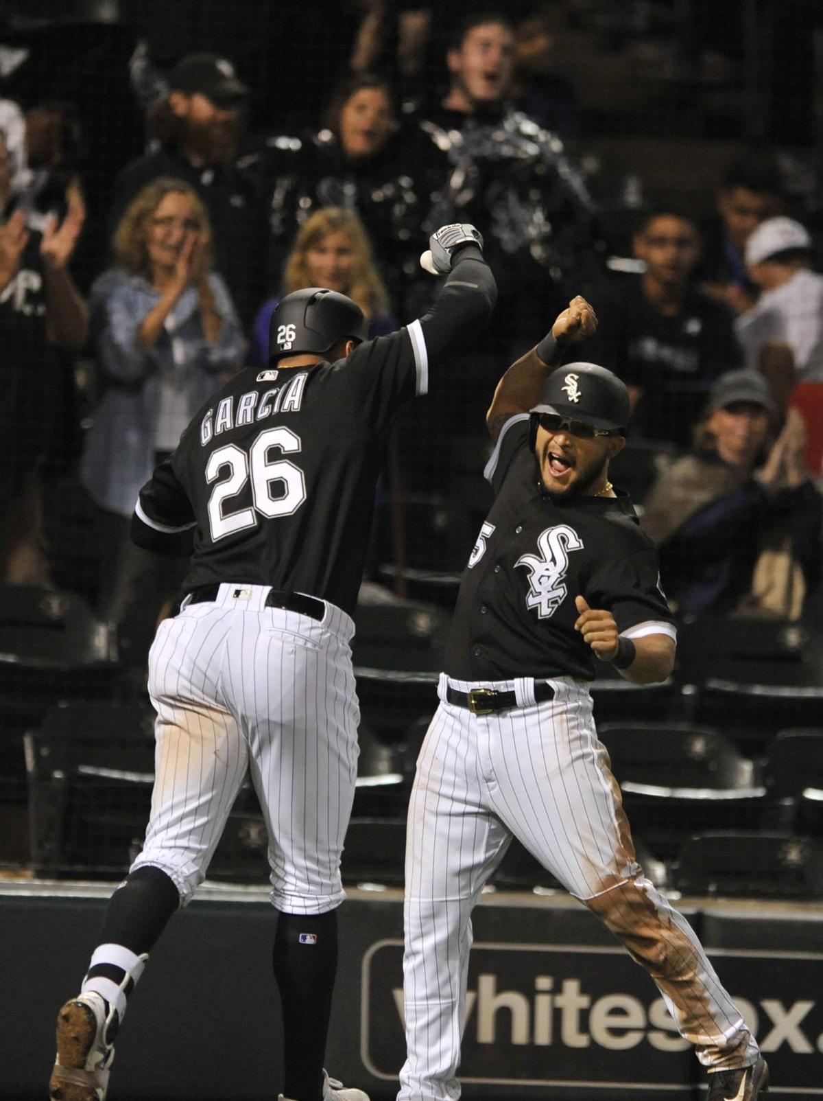 Rays White Sox Baseball