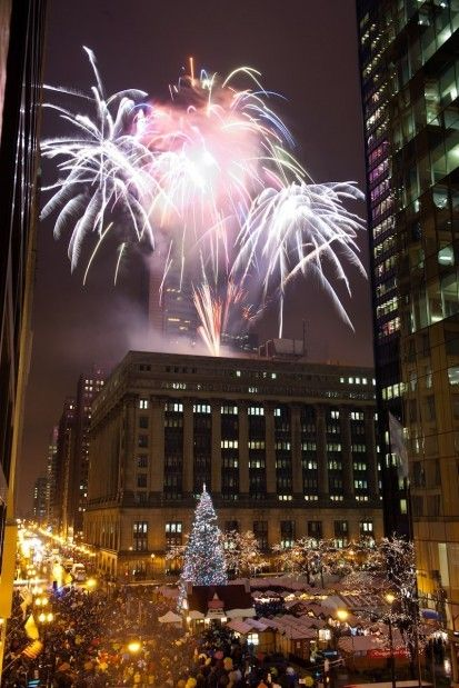 Chicago moving official Christmas tree to Millennium Park | South ...