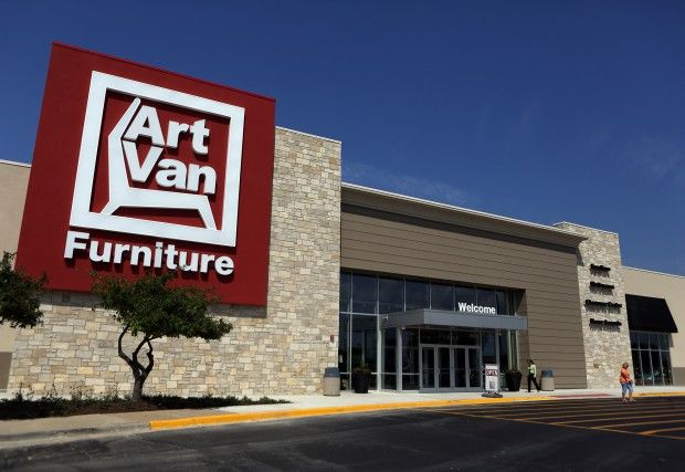 Iconic Michigan Furniture Store Expands Into Indiana. The New Art Van ...