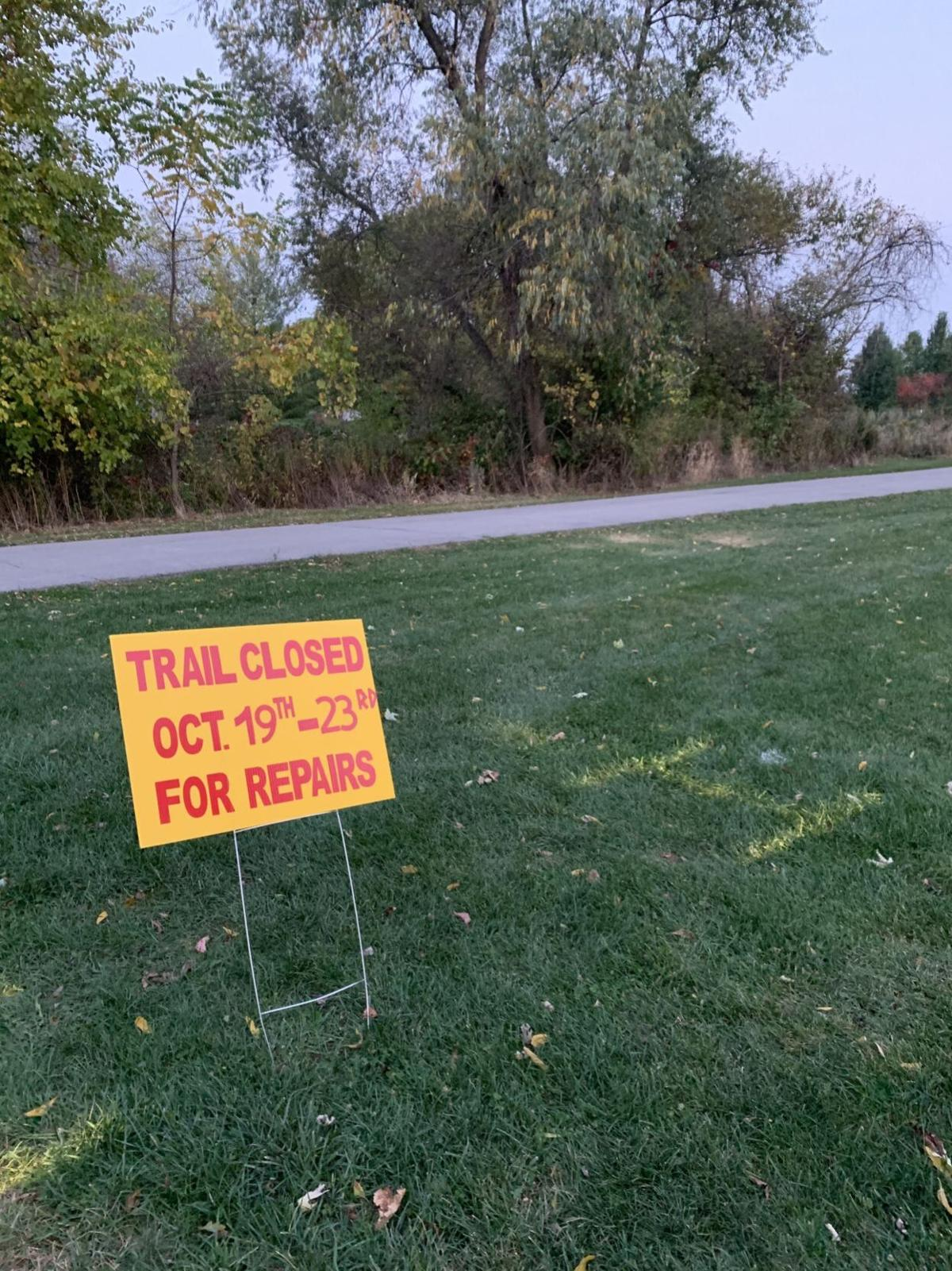 Section of Erie Lackawanna trail to close for resurfacing project