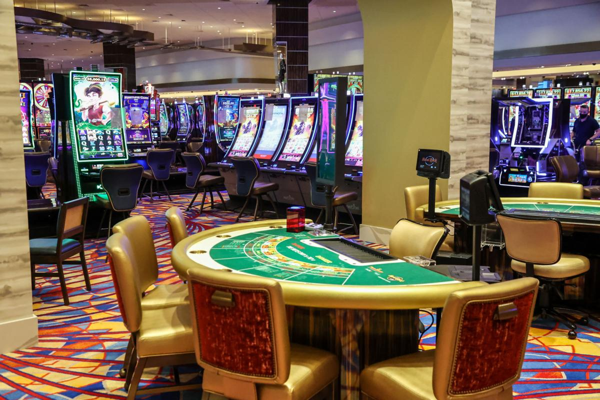 Hard Rock tops Horseshoe again in casino table games play   Gambling    nwitimes.com