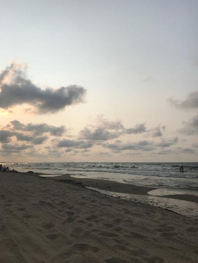 Gary beaches open but Lake Michigan remains frigid