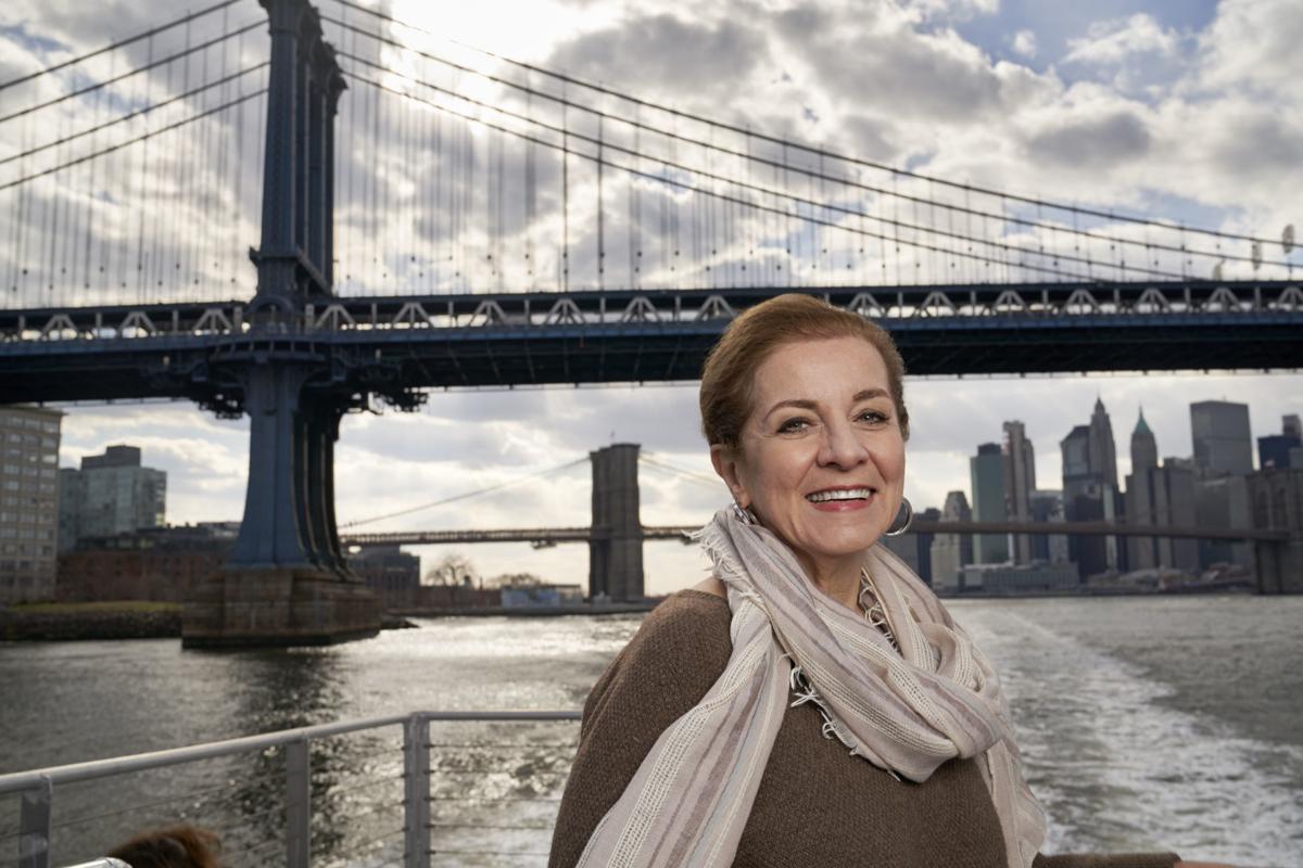 Patricia Schultz.