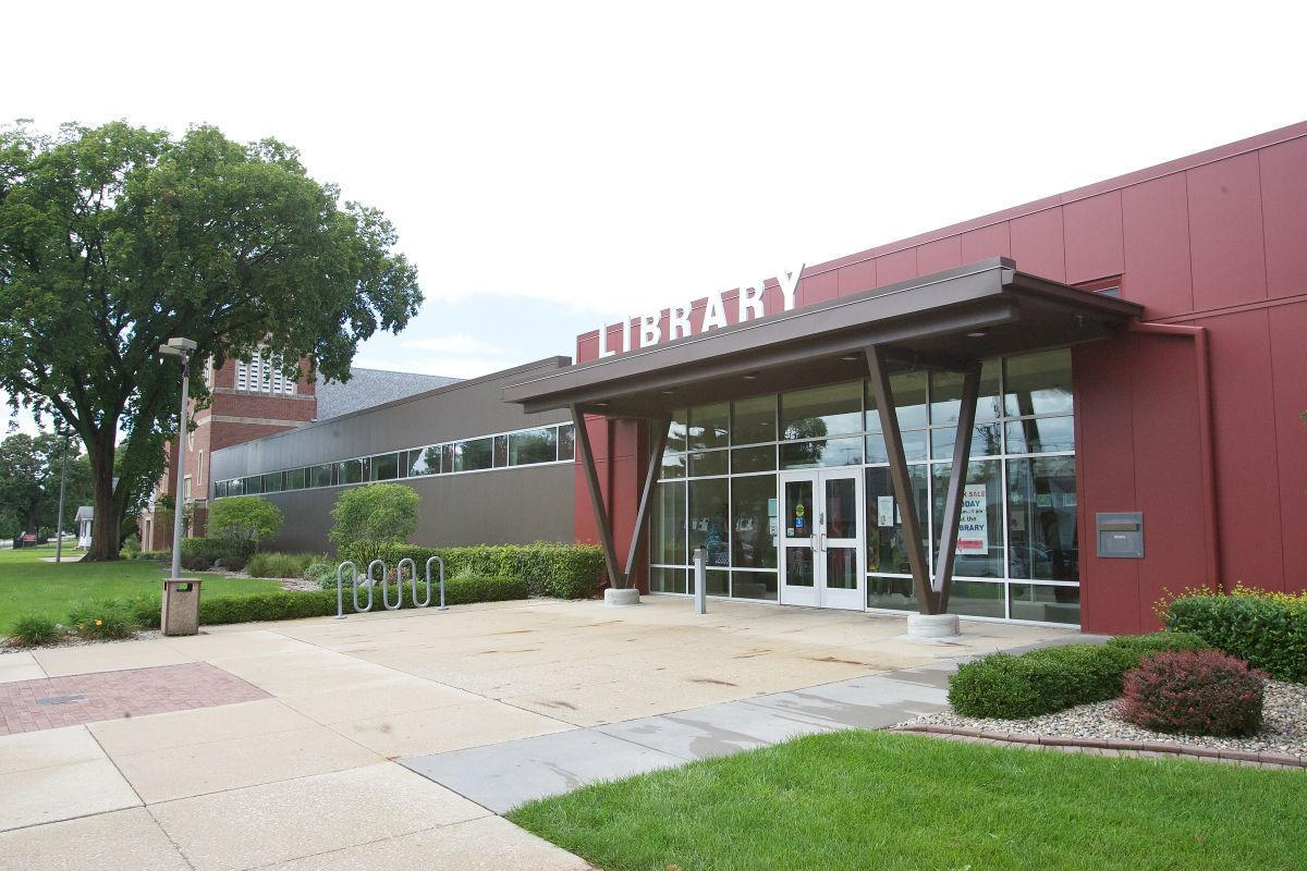 Lansing library undergoes $1 million remodel