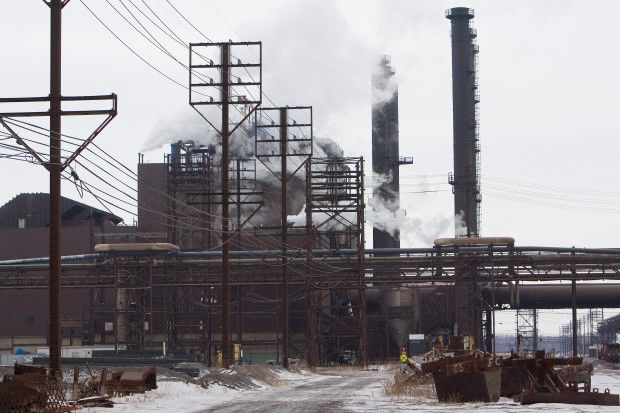 Great Lakes steel output soars to yearly high