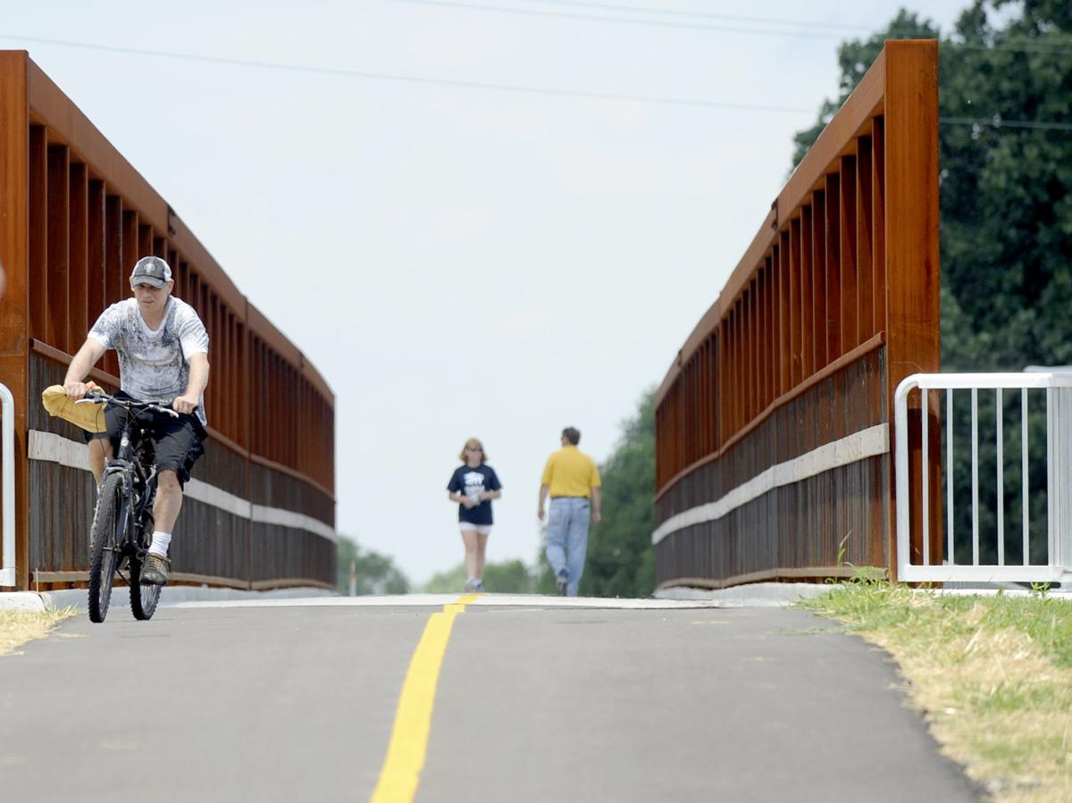 For your mental well-being, take a walk, watch a bird or get on the bike — as long as you keep your distance