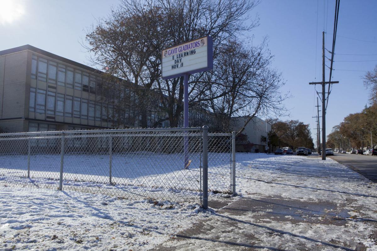 Donald E. Gavit Middle/High School