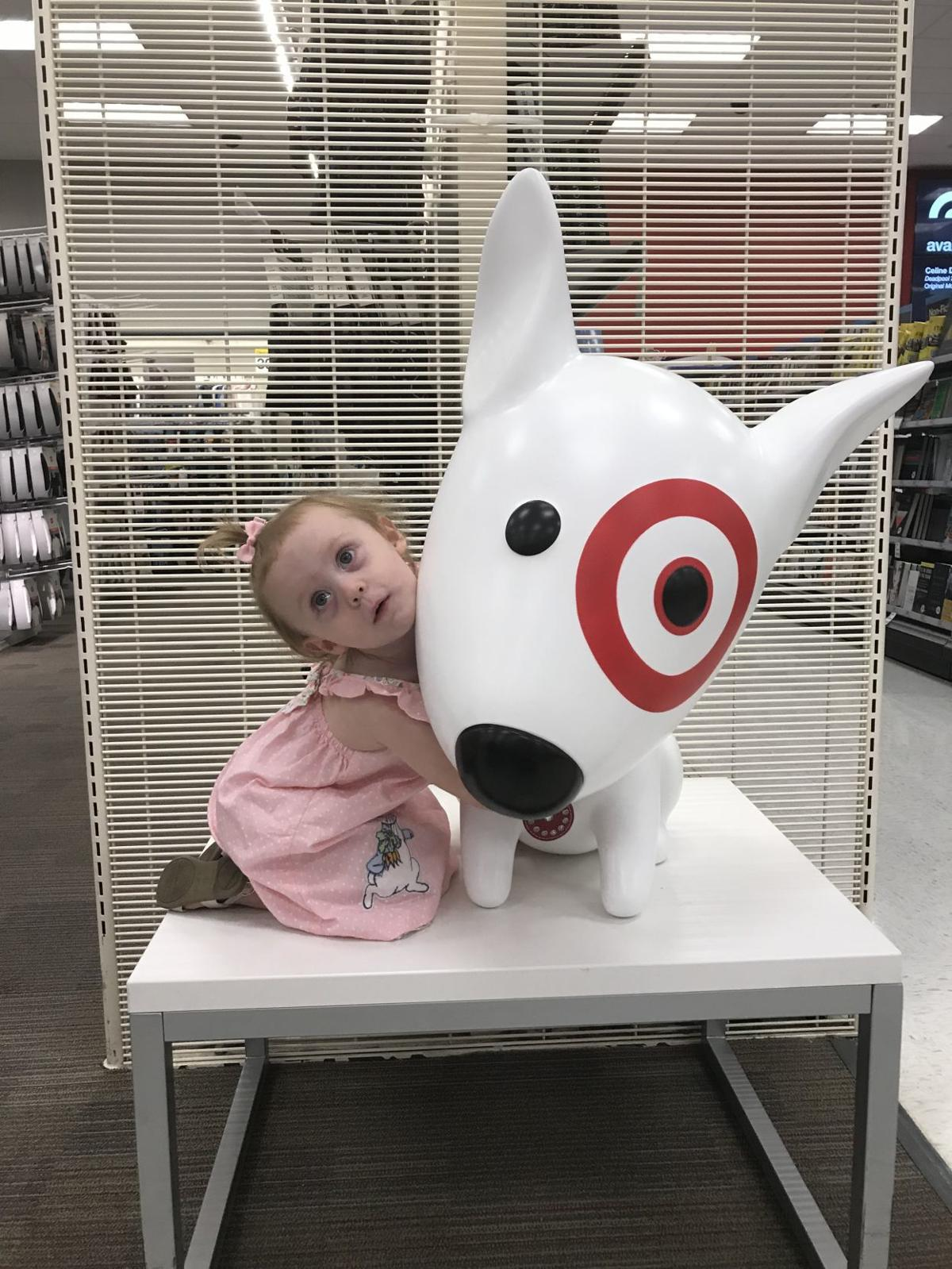Emmas Birthday Party At Target
