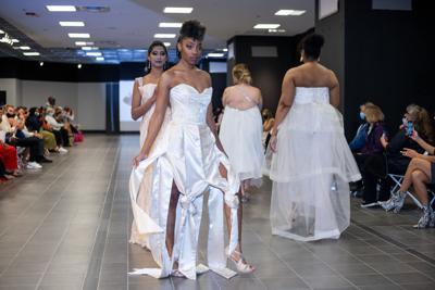 Region designer showcases bridal collection at Chicago Fashion Week