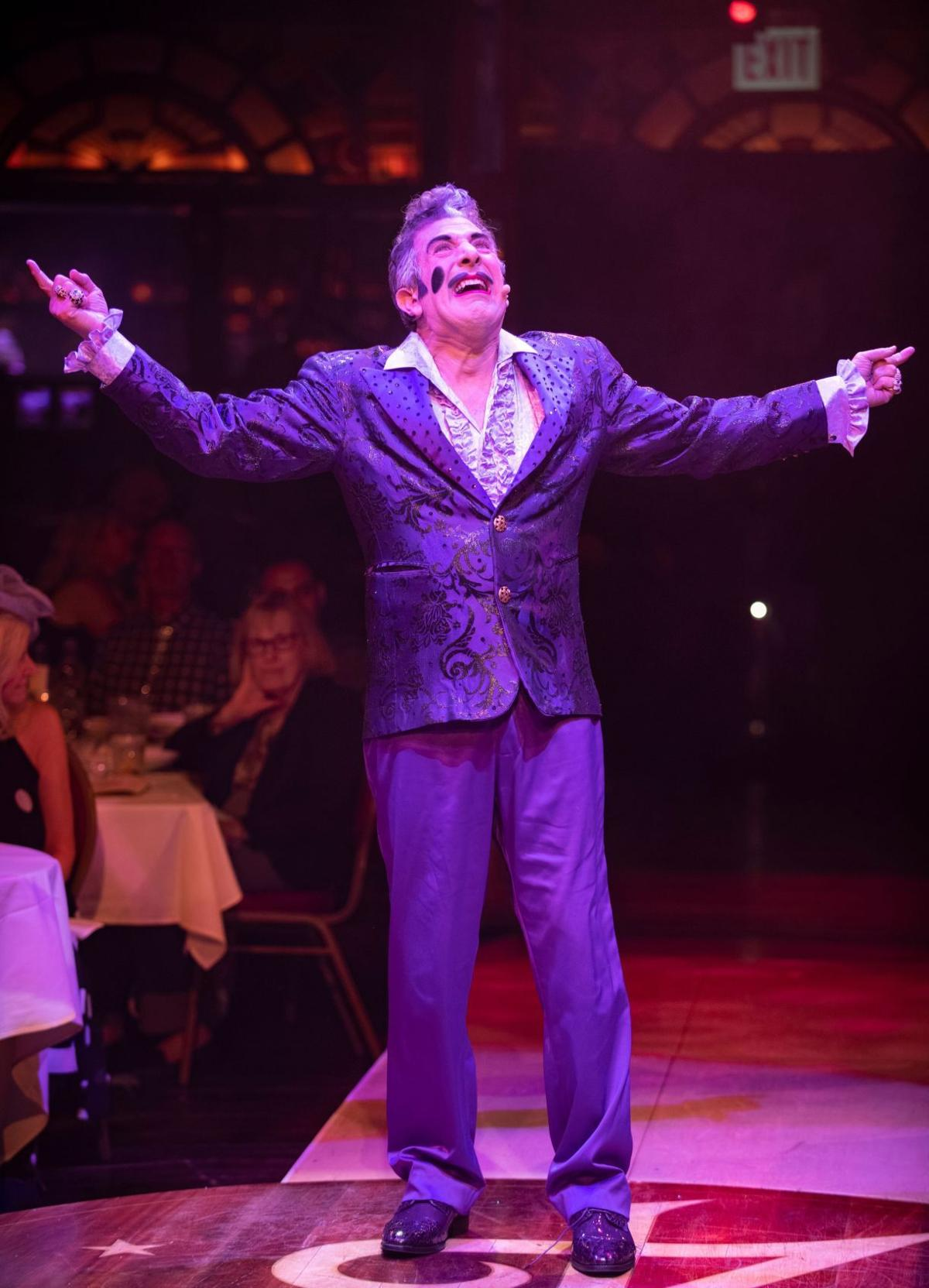 'Teatro ZinZanni'  brings fun and food to the stage