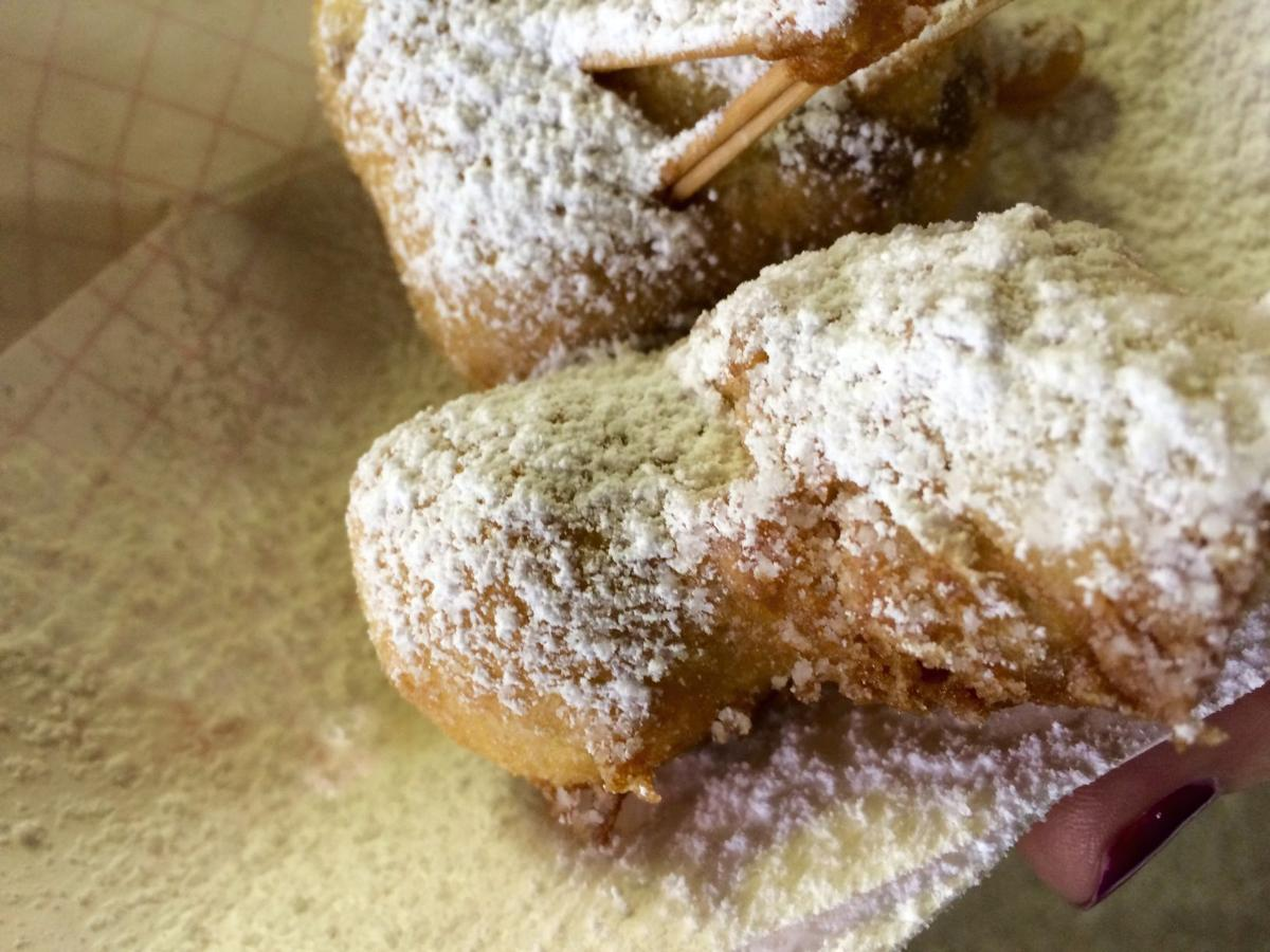 The Deep-Fried Cookie Dough