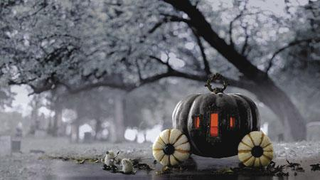 a halloween fantasy pumpkin primer